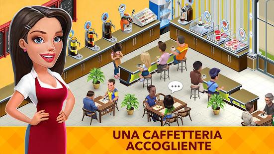 My cafe recipes stories gioco di ristorante app su for Simulatore di arredamento