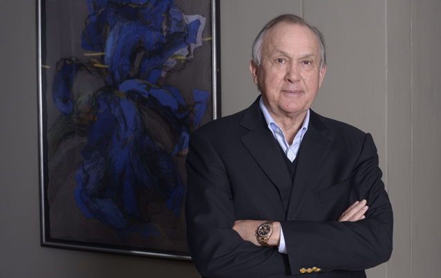 Christo Wiese. Picture HETTY ZANTMAN