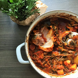 ...no Salt Added | Spicy Pork And Vegetable Stew