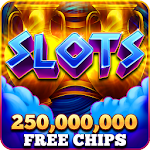 God of Sky - Huge Slots Machines Icon