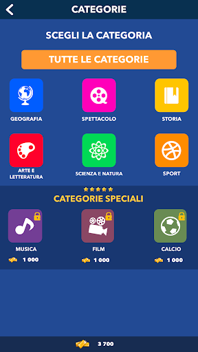 Super Quiz - Cultura Generale Italiano  screenshots 7