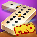 Dominoes Pro | Play Offline or Online With Friends icon