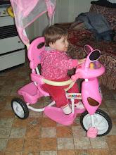 Photo: még nagy a szülinapi bicaj