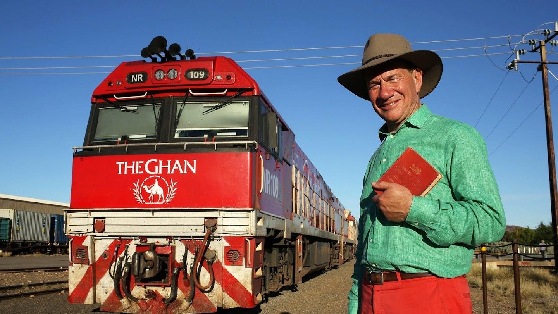 Watch Great Australian Railway Journeys live