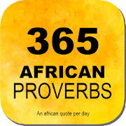An african quote per day