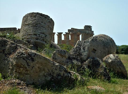 Antiche rovine di elibetta