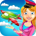 Airport Manager Travel Diaries icon