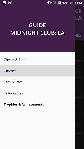 Midnight club: los angeles trophy guide • psnprofiles. Com.