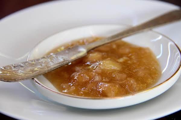 Pear-citrus Freezer Jam With Cardamom Recipe