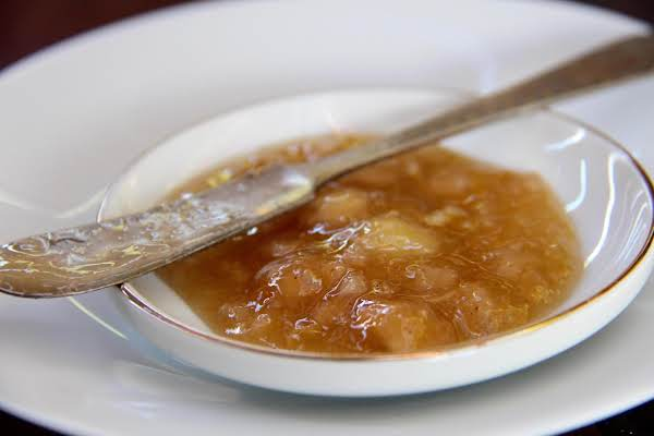 Pear-citrus Freezer Jam With Cardamom