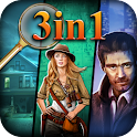 Detective Stories 3 in 1 icon
