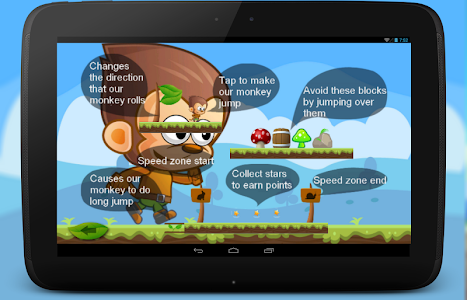 Jungle Monkey Run Banana Kong screenshot 2