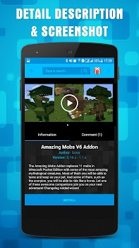 Mods and Addons for Minecraft PE