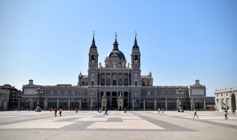 Catedral La Almudena