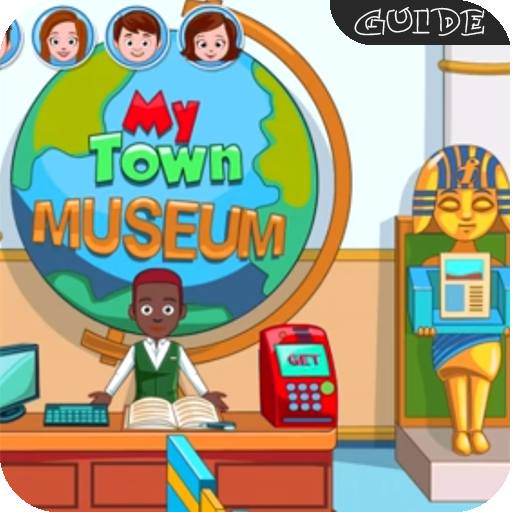 Your My Town Museum guide