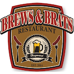 Logo of Brews And Brats Fernet on Tap