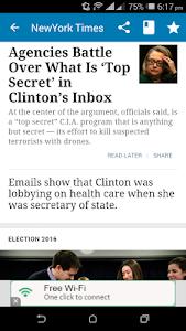 Czech Newspapers screenshot 6