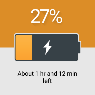Next Battery- screenshot