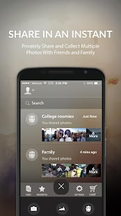 Lasso - Private Photo Sharing- screenshot thumbnail
