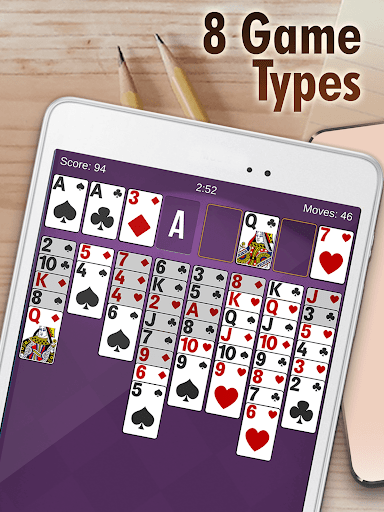 Solitaire Bliss Collection android2mod screenshots 9