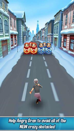 Code Triche Angry Gran Run - Running Game APK MOD screenshots 5