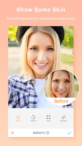 AirBrush: Easy Photo Editor Screenshot
