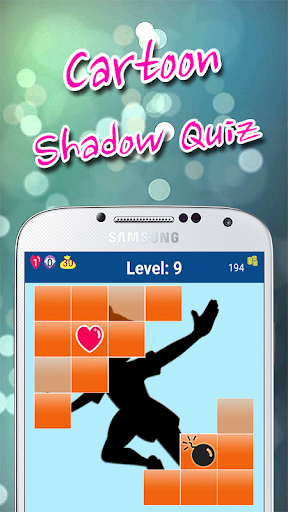 Guess the Cartoon Shadow Quiz