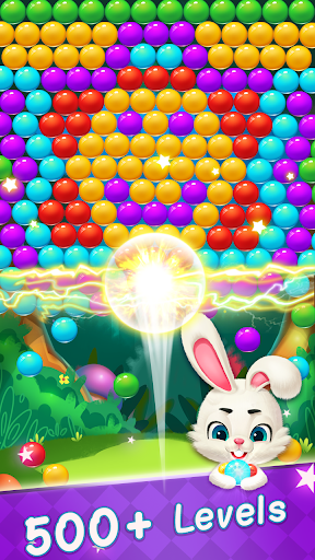 Rabbit Pop- Bubble Mania 3.1.1 screenshots 2