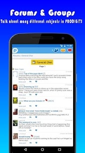 PRODIGITS: Chat,Dating & Flirt- screenshot thumbnail