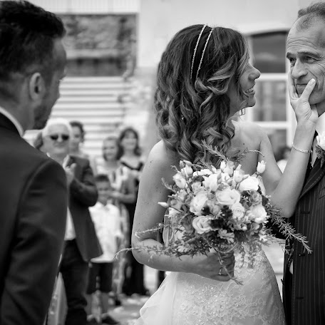 Wedding photographer Barbara Fabbri (fabbri). Photo of 08.01.2018