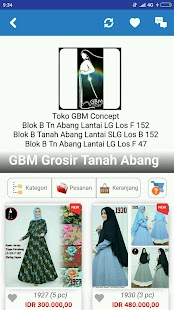GBM Grosir Tanah Abang - náhled