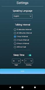 App Time Speaking Clock - Talking Clock APK for Windows Phone