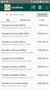 Tompkins Trust Company Mobile- screenshot thumbnail