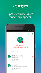 Kaspersky Smart Home & IoT Scanner Screenshot