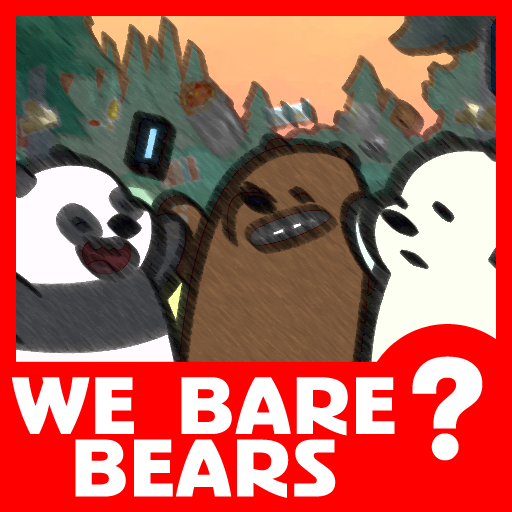Guess We Bare Bears Trivia Quiz (game)