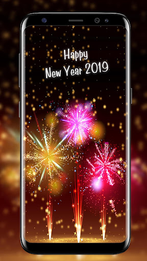 New Year Wallpaper 2019 ud83cudf89 Happy New Year GIF 2019 1.1 screenshots 6