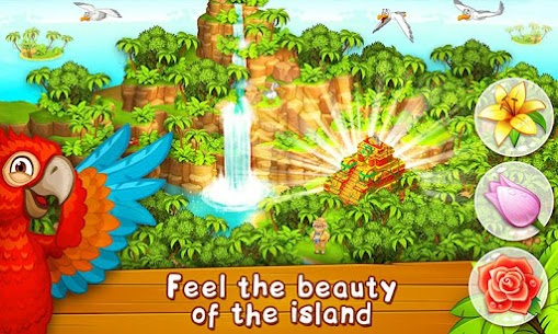 Farm Paradise: Hay Island Bay 1.57 Apk (Unlimited Diamonds) MOD 2