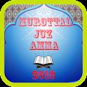 Murrotal Juz Amma 2016 icon