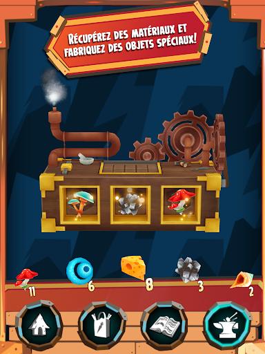 Code Triche Hugo Troll Race 2: The Daring Rail Rush APK MOD (Astuce) screenshots 3