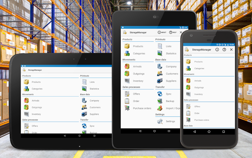 storage manager stock tracker android apps on google play