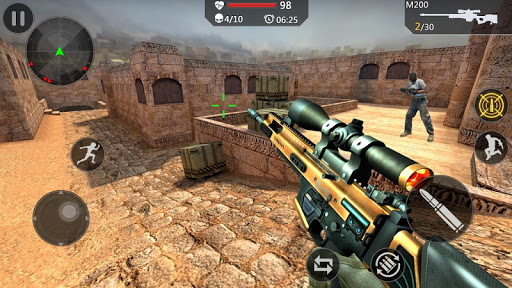 Fury Strike : Anti-Terrorism Shooter screenshots apkspray 5