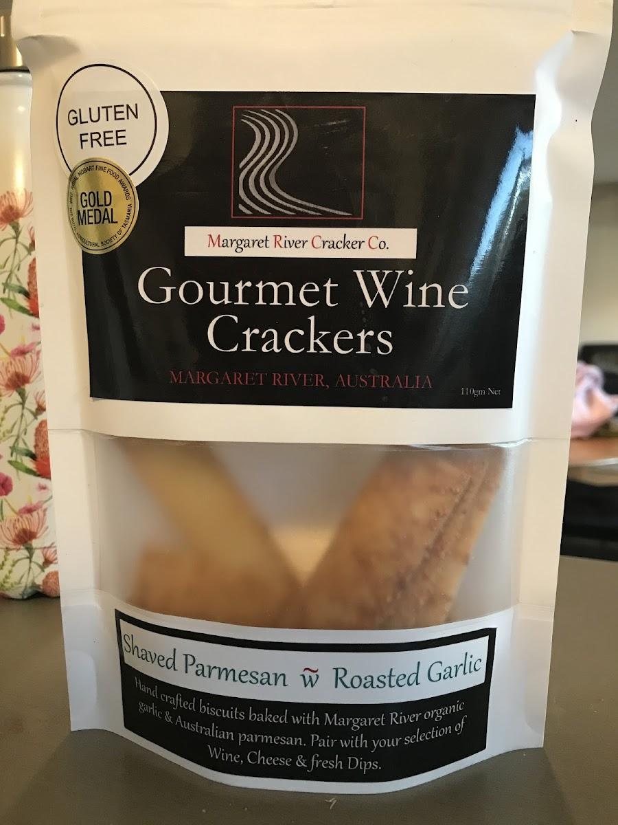Gourmet Wine Crackers