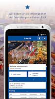 Screenshot of Weihnachtsmärkte Deutschland