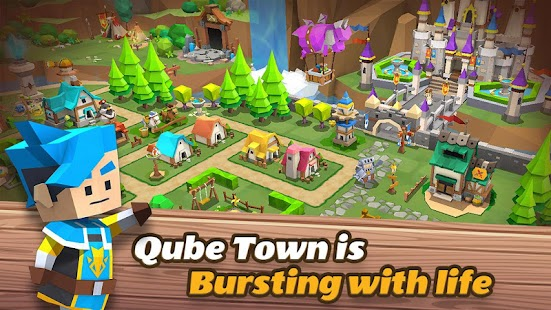 QubeTown Screenshot