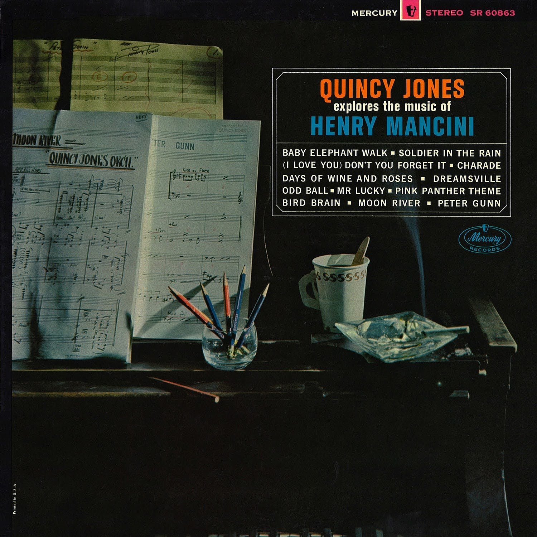 Quincy Jones, Henry Mancini
