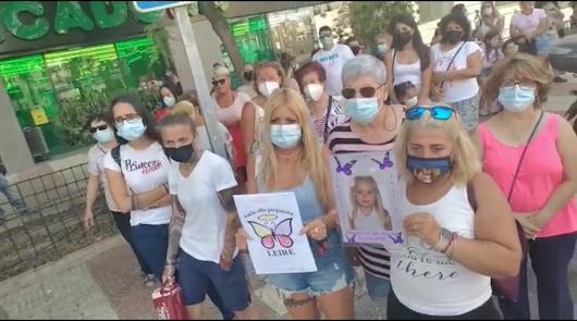 Los vecinos de El Parador se manifiestan por segunda vez para pedir justicia