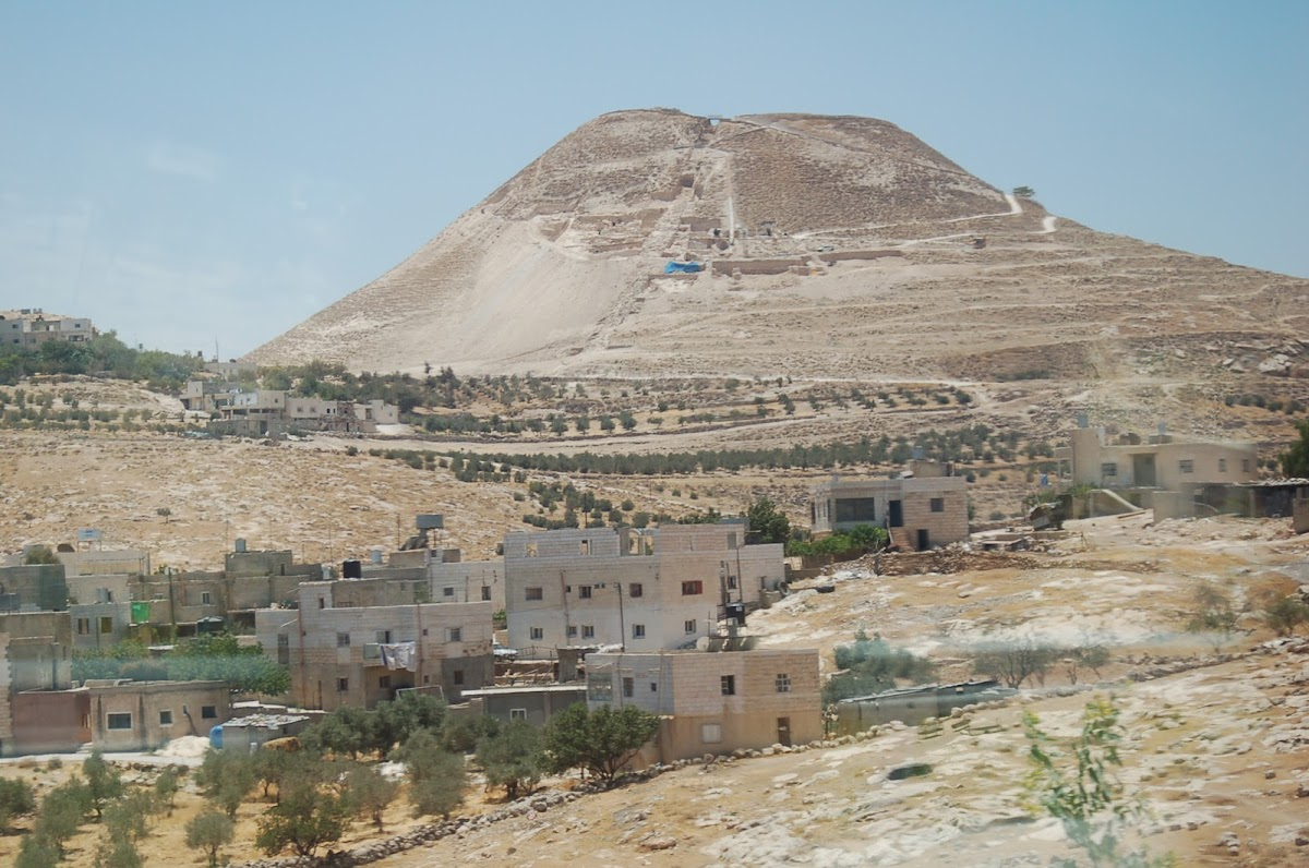 Herodium, Fortress of Herod the Great and Site of Herod's Tomb, near Bethlehem