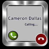 Cameron dallas faker call