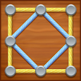 Line Puzzle: String Art icon