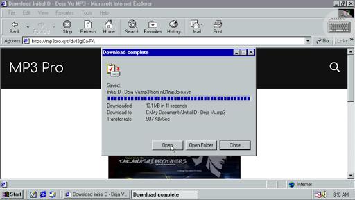Win 98 Simulator  screenshots 8